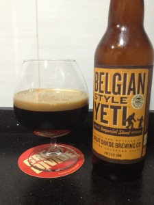 Yeti Belgian style