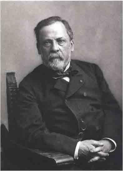 Louis Pasteur, 1822-1895.